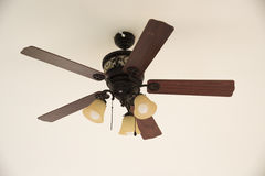 Vintage ceiling fan Royalty Free Stock Photo