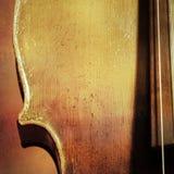 Vintage cello background Stock Image