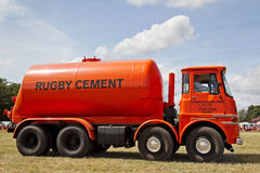 Vintage cement lorry Stock Images