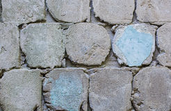 Vintage cement wall texture Royalty Free Stock Photos