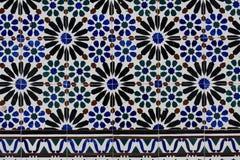 Vintage ceramic tile Royalty Free Stock Images