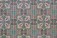 Vintage ceramic tile Stock Photography