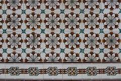 Vintage ceramic tile Royalty Free Stock Photo