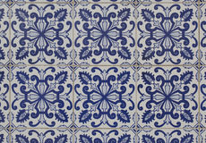 Vintage ceramic tile Stock Photo