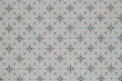 Vintage ceramic tile Stock Photos