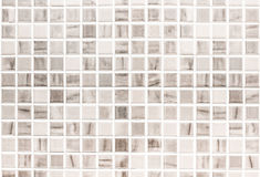 Vintage ceramic tile wall ,Home Design bathroom wall background Royalty Free Stock Photo