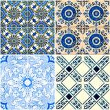 Vintage ceramic tiles Royalty Free Stock Photo