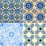 Vintage ceramic tiles Royalty Free Stock Photo