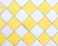 Vintage ceramic tiles wall decoration. Vintage ceramic tiles wall decoration background Stock Image