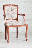 Vintage chair Royalty Free Stock Photo