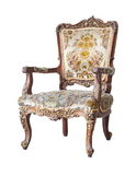 Vintage chair Royalty Free Stock Images