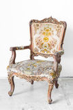 Vintage Chair Stock Photography