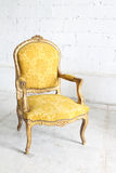 Vintage chair in the room Stock Photo