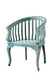 Vintage chair on white Stock Photo