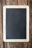 Vintage chalkboard Stock Photography