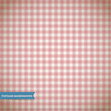 Vintage Checked Pattern Royalty Free Stock Photos