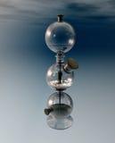 Vintage chemistry, Kipp's apparatus Stock Images