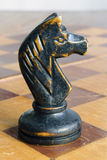 Vintage Chess Knight Stock Images