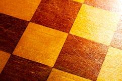 Vintage chessboard Royalty Free Stock Photos