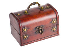 Vintage chest Royalty Free Stock Photos