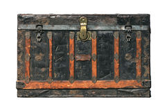 Vintage Chest Stock Photo