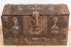 Vintage chest Royalty Free Stock Photography