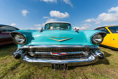 Chevrolet Bel Air Royalty Free Stock Images