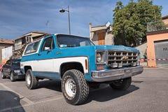 Vintage Chevrolet K5 Blazer Royalty Free Stock Photo