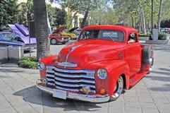 Vintage Chevrolet Stepside Truck Royalty Free Stock Photography