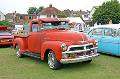Vintage chevrolet 3100 truck Royalty Free Stock Image