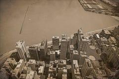 Vintage Chicago photo libre de droits