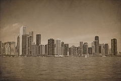 Vintage Chicago Stock Images