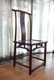 Vintage Chinese old style Chair Stock Photography