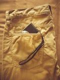Vintage chino pants Stock Image
