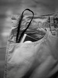 Vintage chino pants Stock Photos