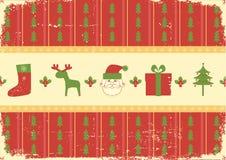Vintage christmas background Royalty Free Stock Photo