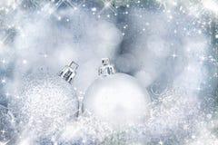 Vintage Christmas background Royalty Free Stock Photos