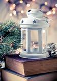 Vintage Christmas decor Royalty Free Stock Photography