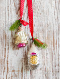Vintage Christmas Ornament Stock Photography