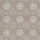Vintage Christmas seamless background Stock Photo
