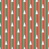 Vintage christmas seamless background Stock Photos