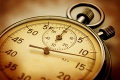 Vintage chronometer Royalty Free Stock Image