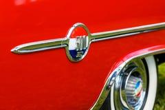 Vintage Chrysler Automobile Royalty Free Stock Photo