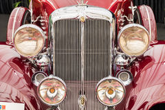 Vintage 1933 Chrysler Imperial Royalty Free Stock Photo