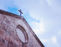 Vintage church Royalty Free Stock Images