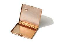 Free Vintage Cigarette Cases Royalty Free Stock Photography - 14749297
