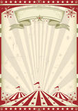 Vintage circus Stock Photo
