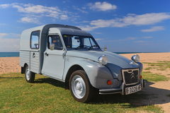 Vintage Citroen 2CV Photo stock
