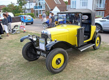 Vintage citroen lemondrop car Stock Photo