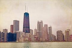Vintage City Photography (Design) Royalty Free Stock Photos